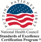 National Health Council Standards of Excellence Certification Program